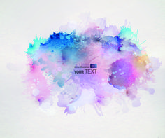 Splash watercolor stains background vector 01 is free Vector background that you can download for free. . File format: AI, EPS. Download Splash watercolor stai