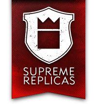 Supreme Replicas Logo