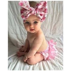 Buy Baby Girl Clothes Gold Dots Bodysuit Romper Jumpsuit One-Pieces Outfits Set Cute Little Baby, Baby Kind, Little Babies, Cute Babies, Little Girls, Baby Girls, Beautiful Children, Beautiful Babies, Foto Baby