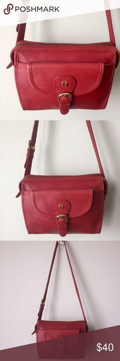 ETIENNE AIGNER SHOULDER BAG Great Deal!! ETIENNE AIGNER LEATHER BAG Etienne Aigner Bags Shoulder Bags