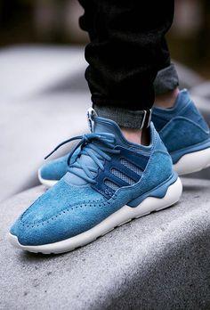 adidas Originals Tubular Moc: Blue