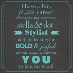 http://www.stelladot.com/sites/janemueller Message me for June Stylist Bonus Details!