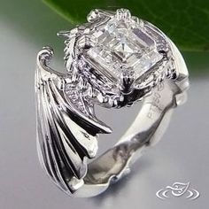 Design Your Own Unique Custom Engagement Ring And Unusual Wedding Bands In Gold Platinum