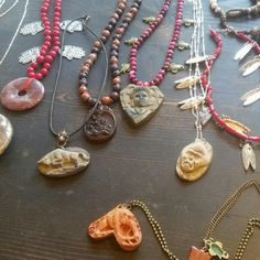 Lots of new jewelry coming soon!