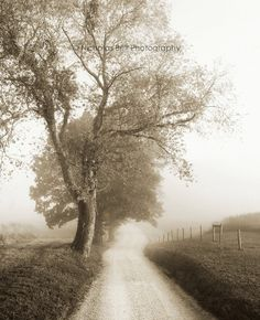landscape photography country rural road by NicholasBellPhoto
