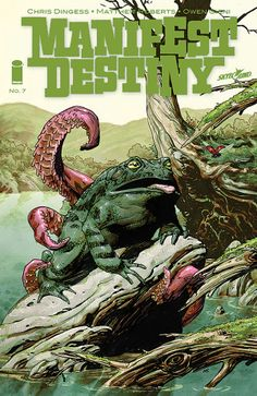 Manifest Destiny 7 - Art & cover by Matthew Roberts & Owen Gieni