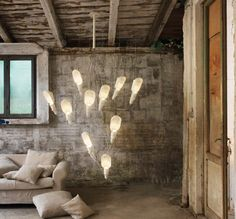 Work in progress. Structure in white ceramic. www.karmanitalia.it www.rclicht.nl