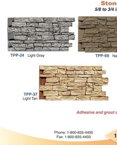 Outwater Plastics - Faux Stone Panels 2013 - page 11