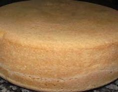 sponge cake ready to eat