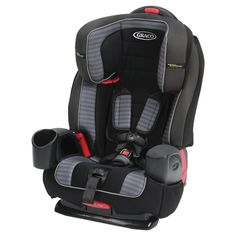 Nautilus 3 in 1 Car Seat with Safety Surround Protection - Atlas #Graco