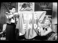 """""""Our Miss Brooks"""", starring Eve Arden.  Opening and closing credits - YouTube"""