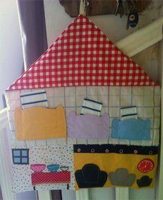 la maison des trois ours, tapis de conte.