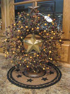 Prim wreath