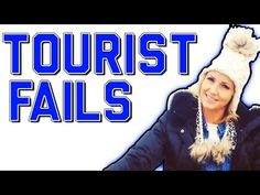 Funny Tourist Fails (June 2017)    FailArmy  Ever see a person and think, 'you must be from out of town'? We've got a bunch of funny tourist fails for you to laugh with. Everything from segway fails to selfie fails and even a monkey grabbing someone's lunch! Have a video...