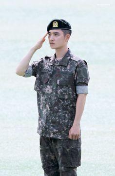 190806 Do Kyungsoo Military Service D O Exo, Exo Chen, Exo Do, Baekhyun Chanyeol, Luhan And Kris, Exo Lockscreen, Chansoo, Do Kyung Soo, Exo Members