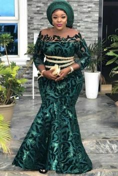 African Party Dresses 2019 : Trendy Styles You Should Rock for Weekend Parties African Party Dresses, Long African Dresses, African Lace Styles, Latest African Fashion Dresses, African Print Dresses, African Print Fashion, Dress Fashion, Fashion Outfits, Nigerian Dress Styles