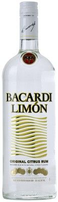Bacardi Limon. This stuff is good even by itself