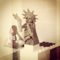 Lego Liberty Statue