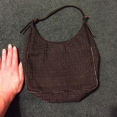 Authentic Mini Fendi Bag