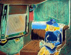 """""""Viajando no trem"""" (2002)"""