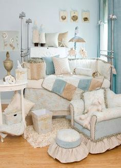 Central Park Baby Crib Bedding Sophisticated Blend Of Toile Houndstooth Gingham Check