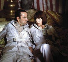 Don Adams as Maxwell Smart Agent 86 Barbara Feldon as Agent 99