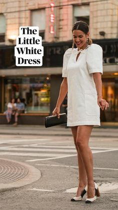 Denim Outfit For Women, How To Make Clothes, Making Clothes, Cool Outfits, Fashion Outfits, Little White Dresses, Feminine Style, African Fashion, Spring Summer Fashion