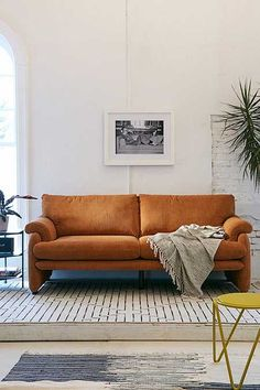Couch Potato: The Coolest Couches Under $1,000 | Urban outfitters, Urban  and Interiors