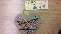 ART with Mrs. Smith: Search results for mother's day weaving Primary Activities, Weaving Projects, Mothers Day Crafts, Valentine Crafts, Holiday Crafts, Embroidery Thread, Parents Room, Fiber Art, Elementary Art