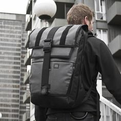 The Vandal 29L-64L expandable cargo pack.