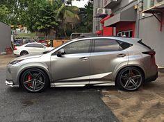 Lexus NX wide body