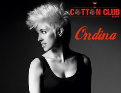 Cotton Club te trae a Ondina en concierto en Bilbao, una de las mejores voces del panorama nacional. Viernes 5 de Junio. 20:30h Entradas 10/12€