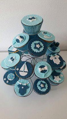 #Cupcakes, #Zoete Zondes, #Cupcakes Geboorte