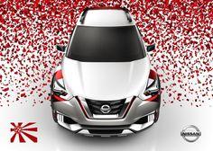 Una versione particolare del concept Kicks Nissan è stata realizzata dai designer brasiliani Nissan per celebrare il carnevale di Rio
