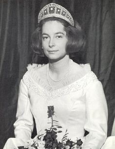 Princess Marie Cécile of Prussia (b. 28 May 1942), 3rd child and 1st daughter of Princess Kira and Prince Louis Ferdinand of Prussia.  In 1965 Marie Cecile married Duke Friedrich August of Oldenburg.  The couple had 1 son and 2 daughters before divorcing in 1989.