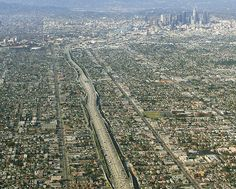 One of many roads to downtown Los Angeles by cocoi_m, via Flickr