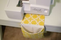 Sewing Scrap Catcher by Lauren | Project | Home Decor | Kollabora