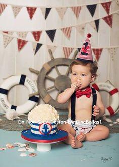 sailor cake smash - Recherche Google