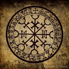 An exploration of Magic, the occult, and general Witchery Occult Symbols, Magic Symbols, Ancient Symbols, Witchcraft Symbols, Wiccan, Vegvisir, Spiritus, Asatru, Magic Circle