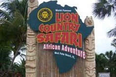 Lion Country Safari, West Palm Beach, FL