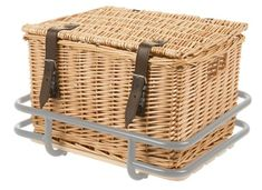 Picnic, Basket, Wicker, Shopping, Picnics