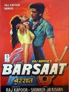 Barsaat Hindi Movie Online - Nargis, Raj Kapoor, Prem Nath, K.N. Singh, Cuckoo and Nimmi. Directed by Raj Kapoor. Music by Shankar Jaikishan. 1949 [A] ENGLISH SUBTITLE