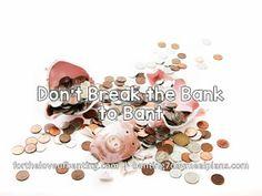 For The Love Of Banting: Beginner Banting Budget Challenge - under R400 for 2 Weeks - 7 Days - 42 Meals
