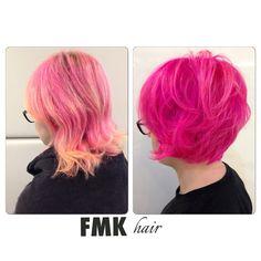 #pinkhairdontcare
