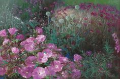 Violet Garden Giclee Print Poster by Li Bo Online On Sale at Wall Art Store – Posters-Print.com