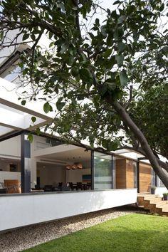 g casa por paz Gersh arquitetos em Ramat Hasharon israel 2