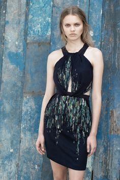 Yiqing Yin collection printemps-été 2015 #mode #fashion