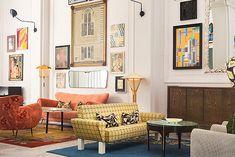 Келли Уэстлер в Сан-Франциско • Интерьеры • Дизайн • Интерьер+Дизайн