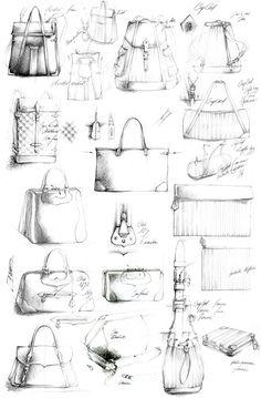 drawing the human body Fashion Sketchbook, Fashion Sketches, Fashion Illustrations, Illustration Sketches, Drawing Sketches, Drawings, Beauty Illustration, Sketching, Drawing Bag