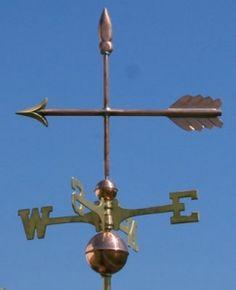 Arrow Weathervane